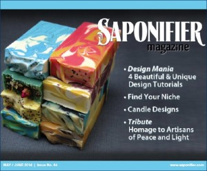 Saponifier magazine May/Jun 2014