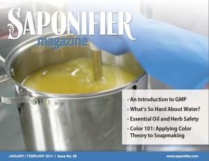 Saponifier Magazine, gennaio-febbraio 2014.Marina Tadiello intervista Robert Tisserand