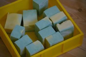 stampi per sapone